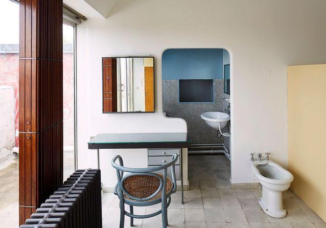 L'appartement atelier Le Corbusier - RÃ © viser ses classiques