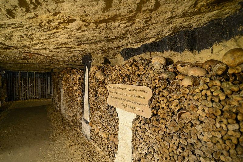 Fichier: Catacombes de Paris (22265912629) .jpg