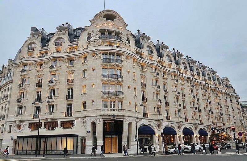 "Fichier: Hôtel Lutetia, Paris 6e.jpg ""width ="" 780 ""height ="" 509"