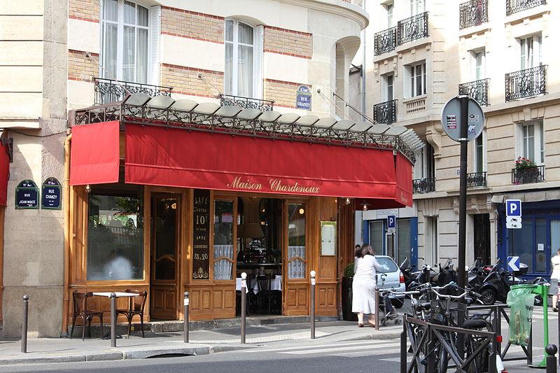 Fichier: Paris - Restaurant Chardenoux 01.jpg