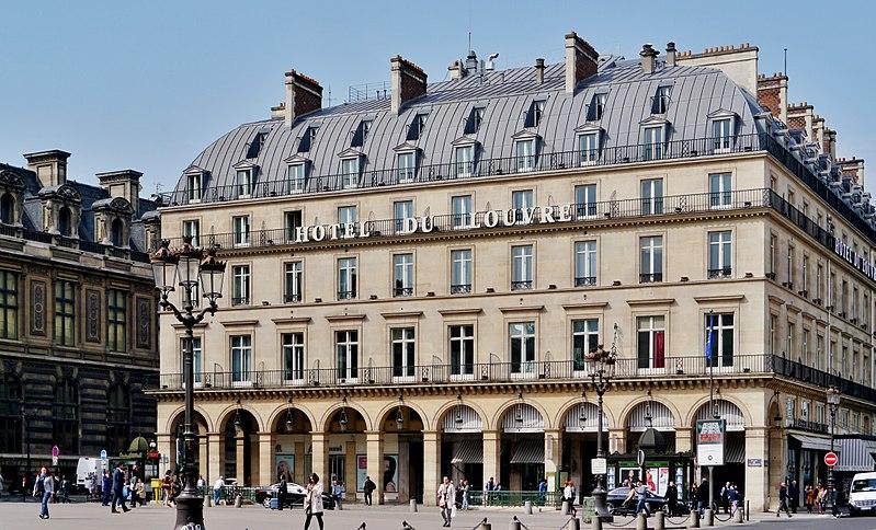 "Fichier: Paris Hotel du Louvre.jpg ""width ="" 791 ""height ="" 479"