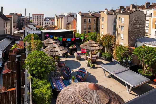 Paris: Voici les 5 plus belles terrasses avec vue - Mob Hotel