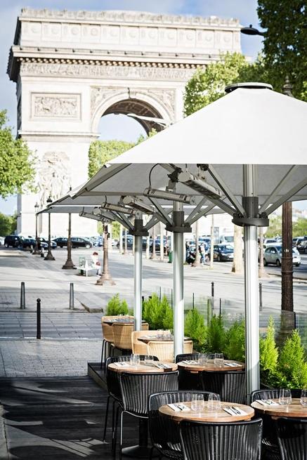 Paris: Voici les 5 plus belles terrasses avec vue - Pharmacie