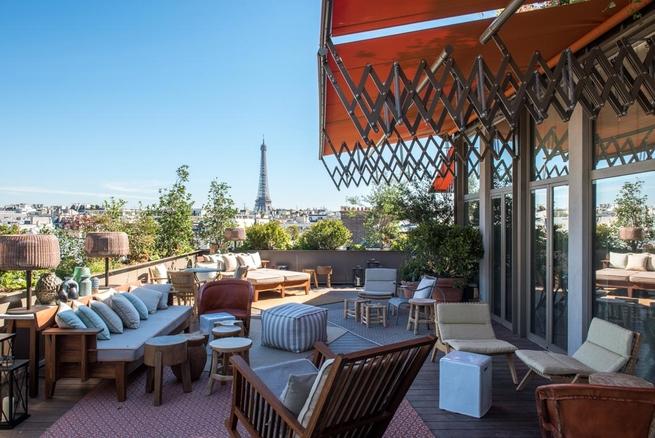 Paris: Voici les 5 plus belles terrasses avec vue - Brach Paris